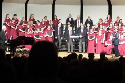 Carroll Singers in Concert