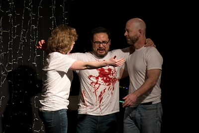 Fade to Black at Baltimore Improv Group