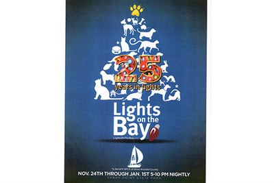 Lights on the Bay logo