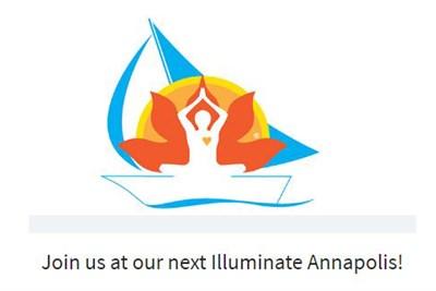 Illuminate Annapolis poster