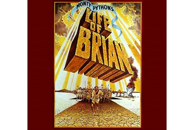 The Life of Brian poster