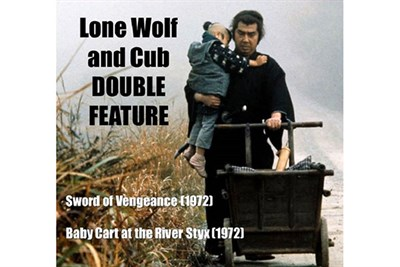 Lone Wolf and Cub Double Feature