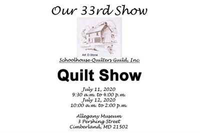 Quilt Show poster