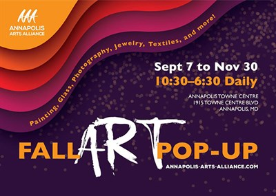Art Pop-up Poster