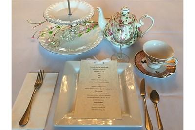Fancy Belmont Afternoon Tea Service