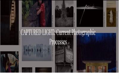 Captured Light poster