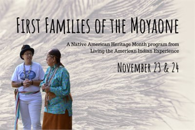First Families of the Moyaone poster