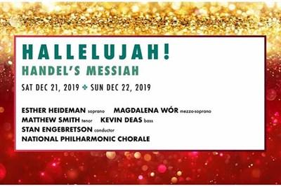 Hallelujah!  Handel's Messiah