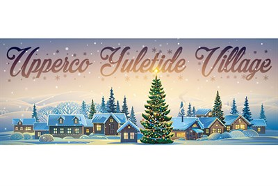 Upperco Yuletide Village logo