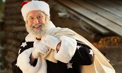 Civil War Santa