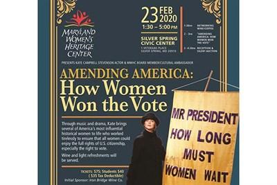 Amending America poster