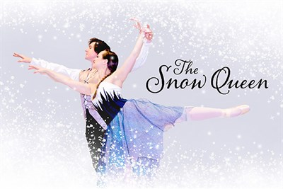Ballet Theatre of Maryland Snow Queen poster