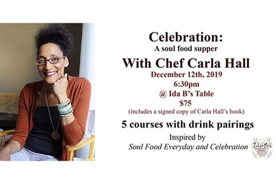 Carla Hall's Celebration: A Soul Food Supper poster