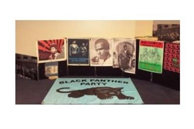 National Black Memorabilia, Fine Arts & Crafts Show poster