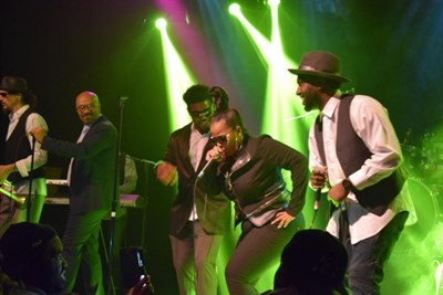 The Chuck Brown Band