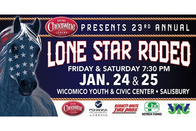 Lone Star Championship Rodeo poster