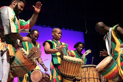 Keur Khaleyi African Dance Troop
