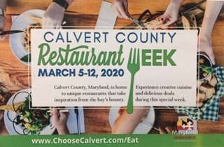 Restaurant Week March 5-12, 2020