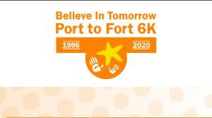 Believe In Tomorrow's Port to Fort 6K