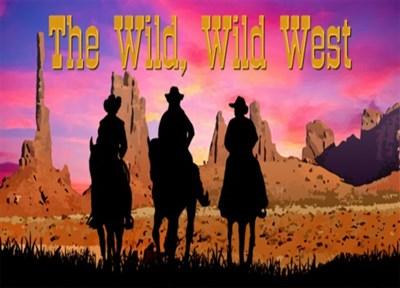 The Wild, Wild West poster