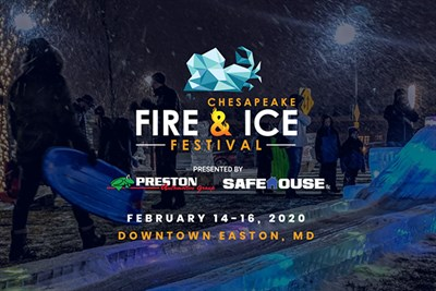 Chesapeake Fire & Ice Festival