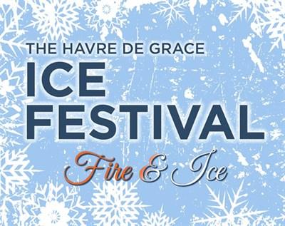 Ice Festival poster