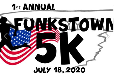 Funkstown's Day in the Park poster