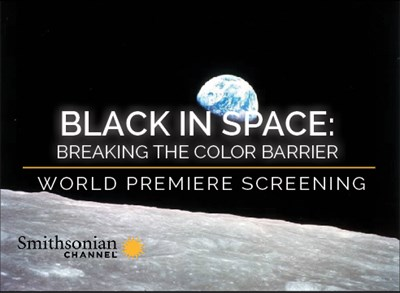 Black in Space poster