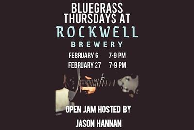 Open Bluegrass Jams