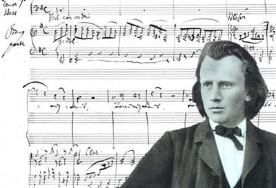 Brahms' Requiem poster