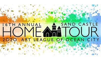 Sand Castle Home Tour poster