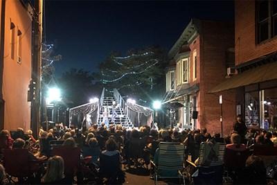 Shakespeare on Main Street
