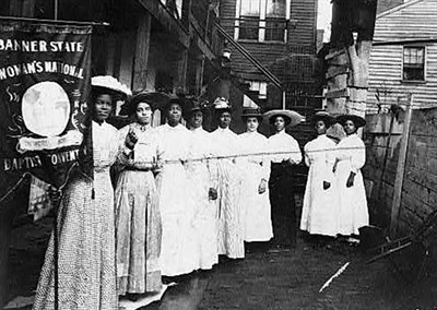 Black Women in the Suffrage Movement