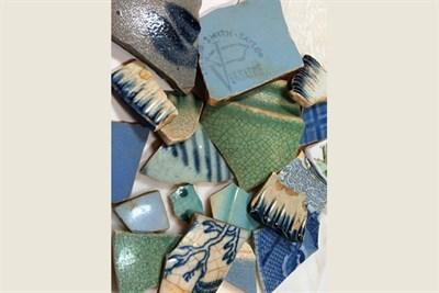 Sea Glass from the Chesapeake Sea Glass Festival