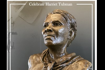 Celebration of Harriet Tubman poster