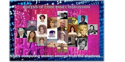 Queens of Code Logo