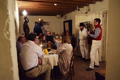 Tavern Night at Riversdale