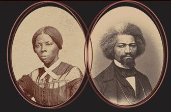 Tubman and Douglass photo