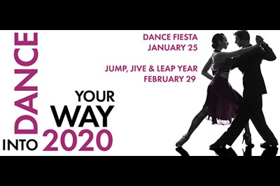 Dance Your Way Into 2020 poster