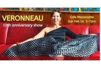 Lynn Veronneau and her international band celebrate 10 years of wonderful music