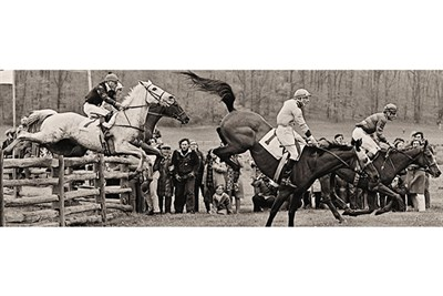 Maryland Hunt Cup in the Early Days
