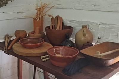 Historic Kitchenware