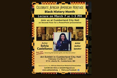 Courtesy:  African American Historical Association of Western Maryland
