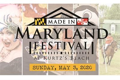 Happening May 3, 2020 at Kurtz's Beach in Pasadena, Maryland!