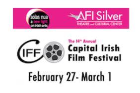 Capital Irish Film Festival at AFI Silver poster