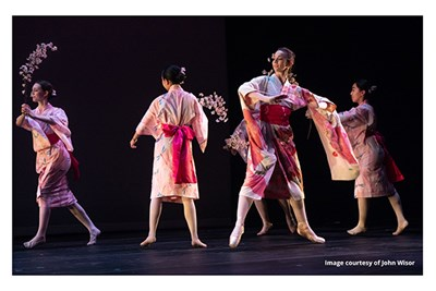 Misako Ballet performs at the 2019 Celebration of the Arts