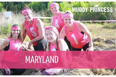 Muddy Princess Maryland
