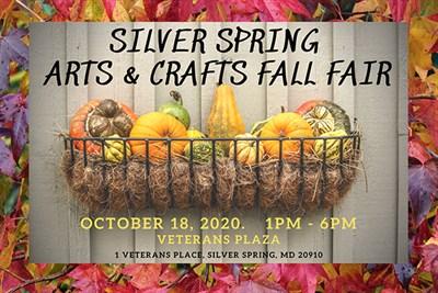 October 18th Fall Fair poster