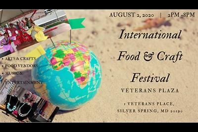 International Food & Craft Fair poster