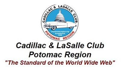 Potomac Region Cadillac & LaSalle Club logo